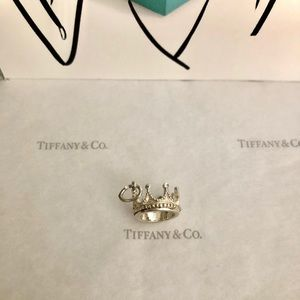 Tiffany & Co. Crown Charm